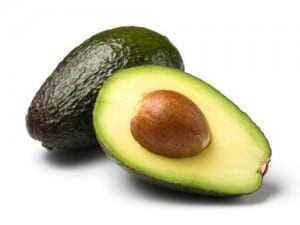 avocado-on-white