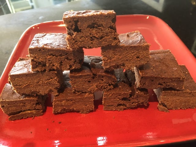 Easy Low Carb Chocolate Brownie